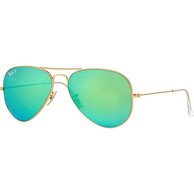 Ray-Ban Aviator Flash Lenses Polarized RB3025 112/P9