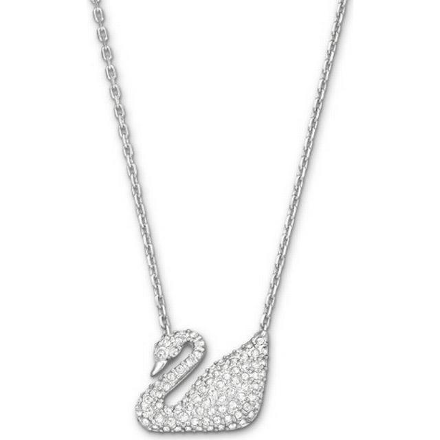 Swarovski Swan Halsband - Klar