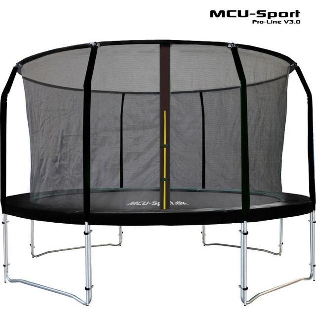MCU-Sport Pro-Line V3.0 Trampoline 430cm + Safety Net