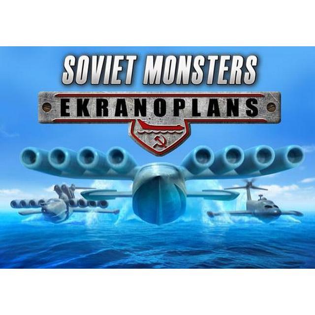 Soviet Monsters: Ekranoplans