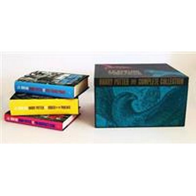 Harry Potter Adult Hardback Box Set (Övrigt format, 2015)