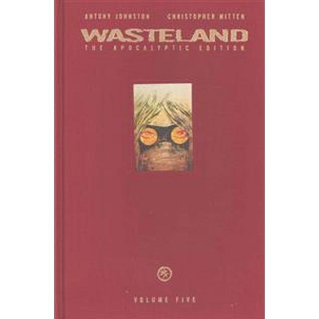 Wasteland 5 (Inbunden, 2015)