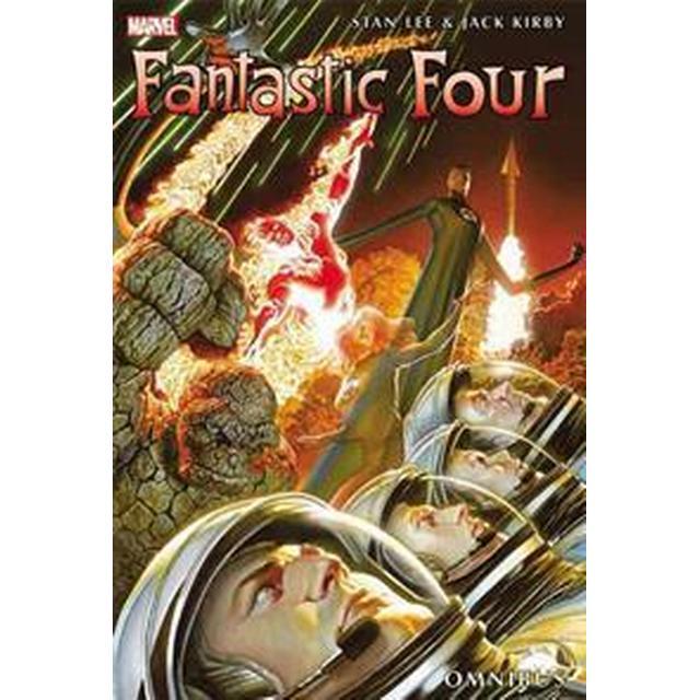 The Fantastic Four Omnibus 3 (Inbunden, 2015)