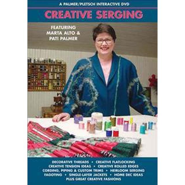 Creative Serging (Inbunden, 2007)