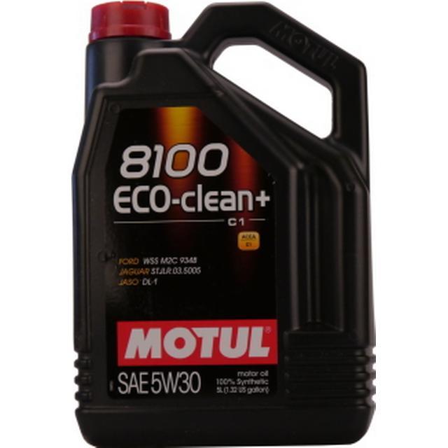 Motul 8100 Eco-clean+ 5W-30 5L Motorolja
