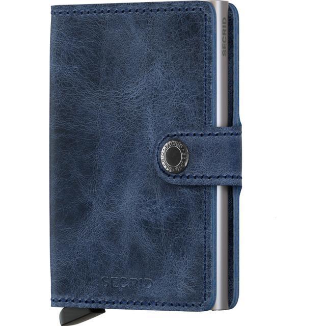 Secrid Miniwallet - Vintage Blue