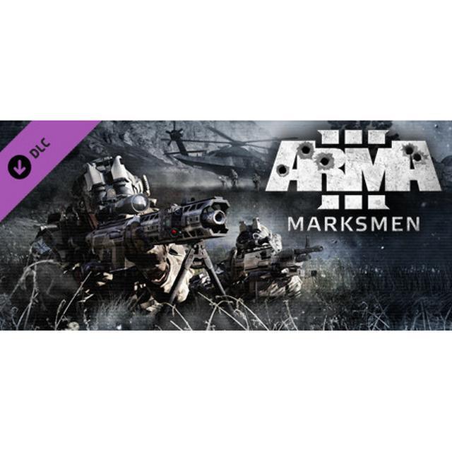 Arma 3: Marksmen