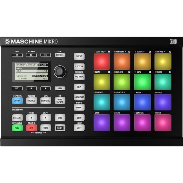 Native Instruments Maschine Mikro MK2