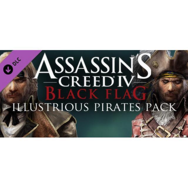 Assassin's Creed 4: Black Flag - Illustrious Pirates Pack