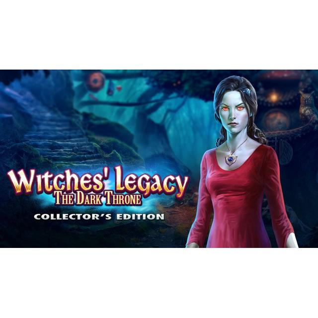 Witches Legacy: The Dark Throne - Collector's Edition