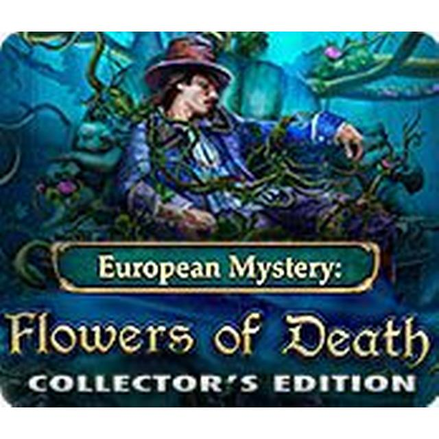 European Mystery: Flowers of Death - Collector's Edition