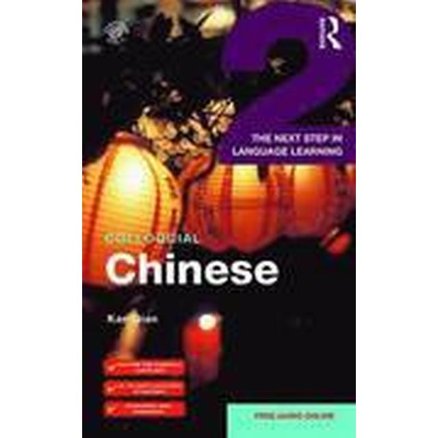 Colloquial Chinese 2 (Häftad, 2015)