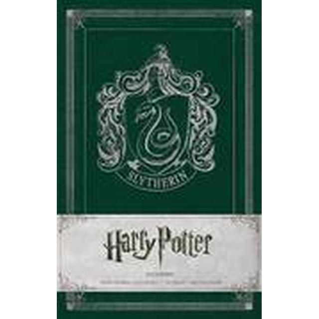Harry Potter Slytherin Hardcover Ruled Journal (Övrigt format, 2015)