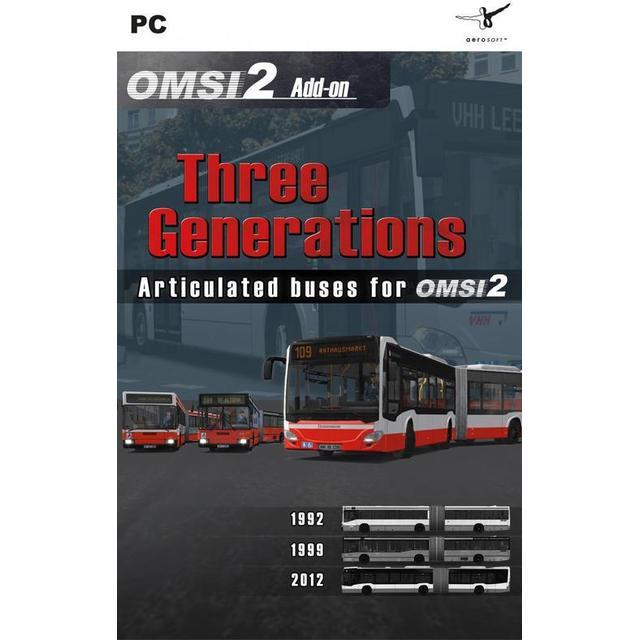 OMSI 2: Three Generations