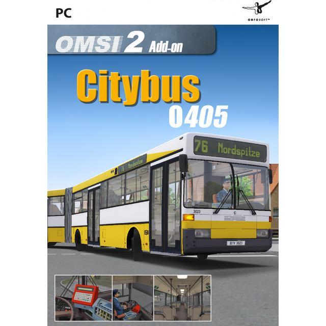 OMSI 2: Citybus O405/O405G
