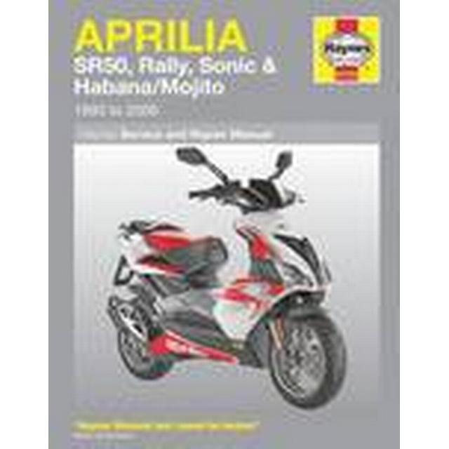 Aprilia Sr50 & Sr125 Scooters (85 - 07) (Häftad, 2009)