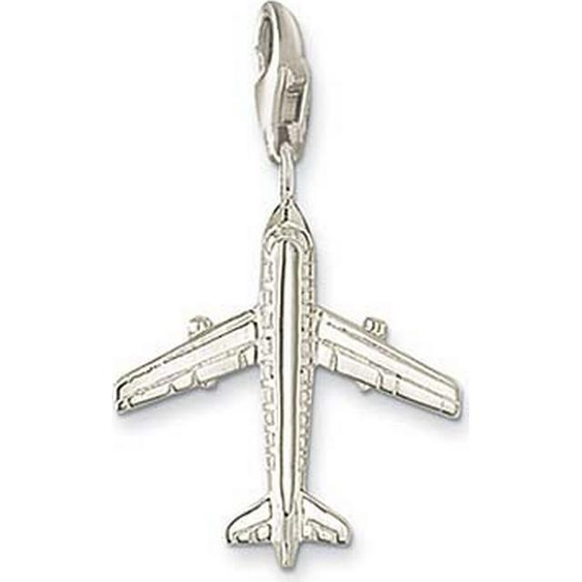 Thomas Sabo Charm Up Your Life -Flygplan.Silver