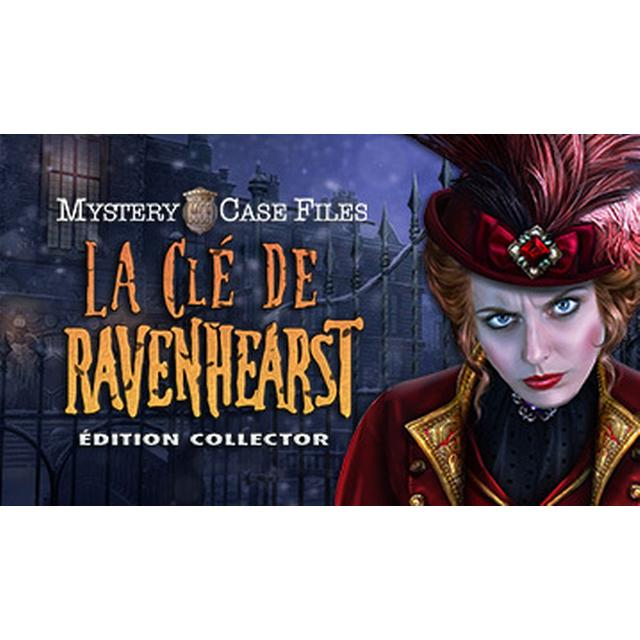 Mystery Case Files: Key to Ravenhearst - Collector's Edition