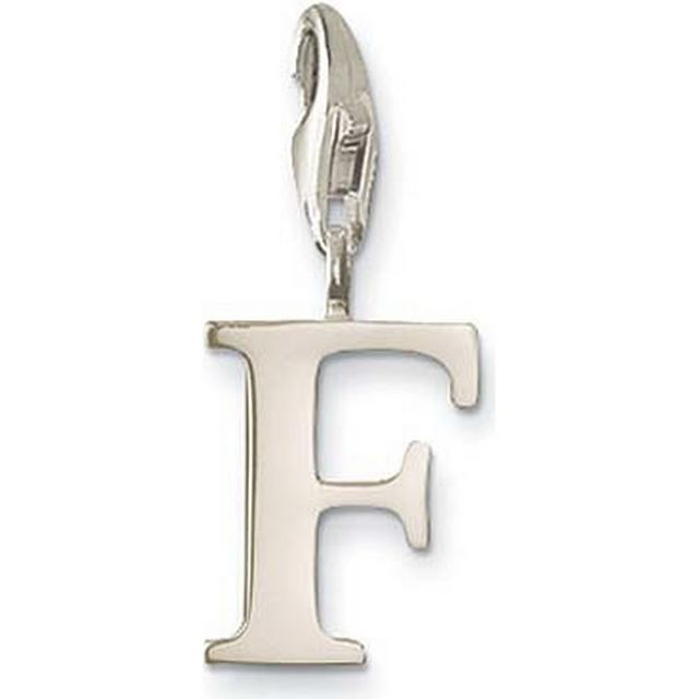 Thomas Sabo Silver Letters - F