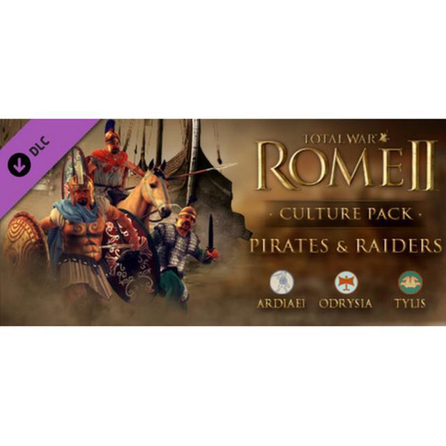 Total War: Rome 2 - Pirates & Raiders Culture Pack