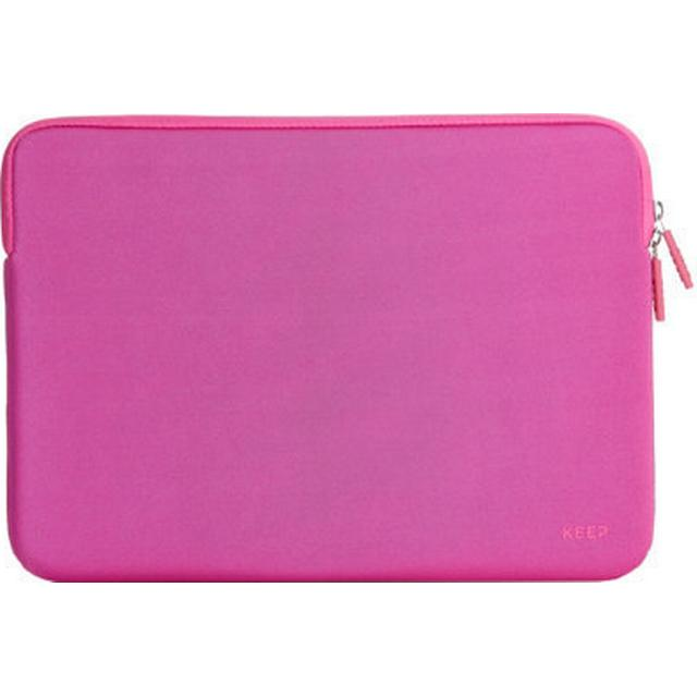 "Keep Macbook/Macbook Air Sleeve 13"" - Pink"