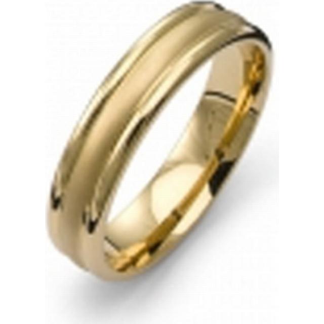 Flemming Uziel Selective Gold Ring (7322/5)