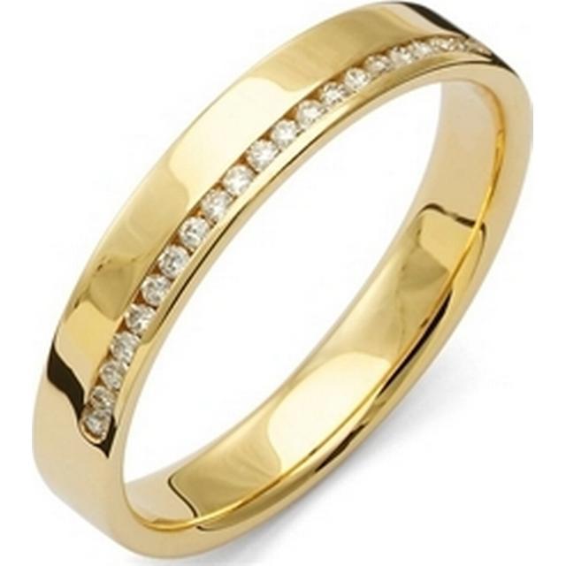 Flemming Uziel Signo Gold Ring (B084)