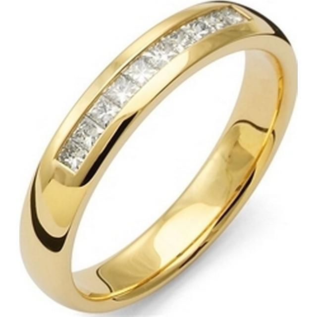Flemming Uziel Signo Gold Ring (B085)