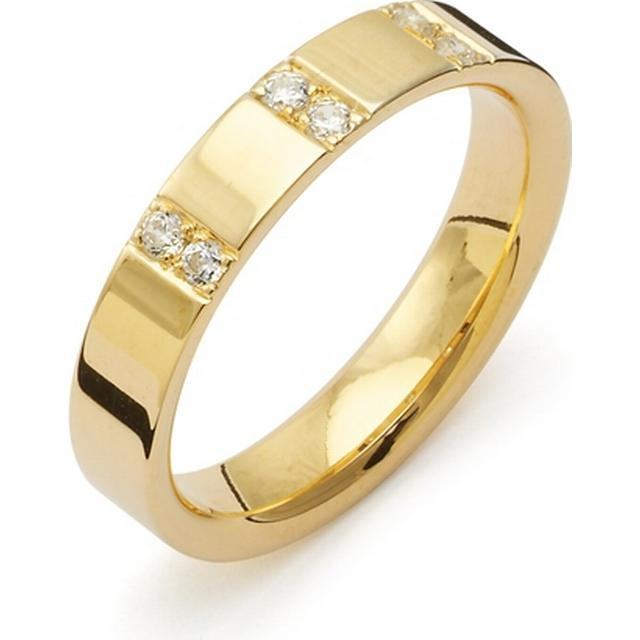 Flemming Uziel Signo Gold Ring (B080)