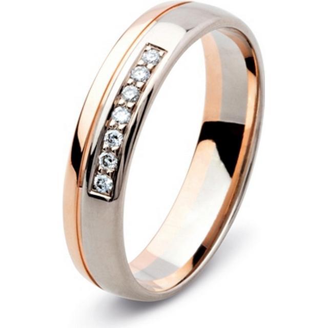 Flemming Uziel Lovely White Gold Ring (B72469)