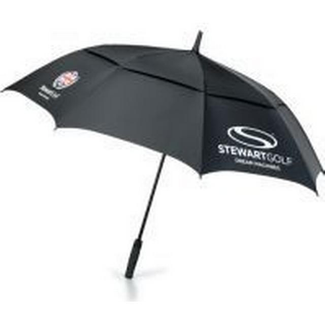 Stewart Golf Golf Double Canopy Umbrella