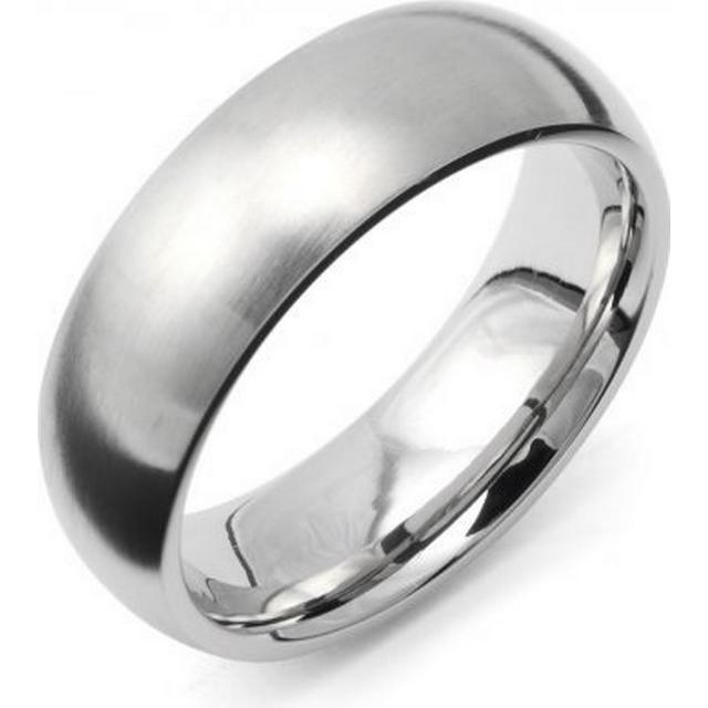 Flemming Uziel Glamour Steel Ring (RB7)