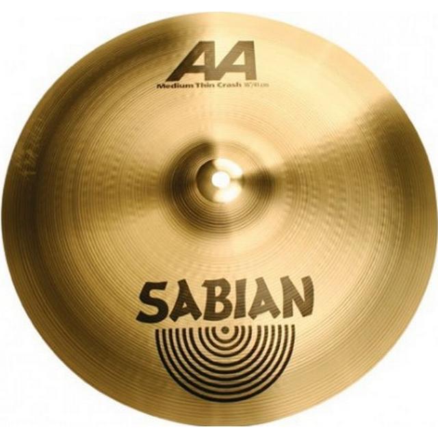 """Sabian AA Medium Thin Crash 16"""" 16 """""""