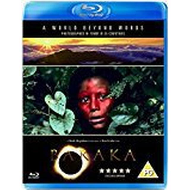 Baraka (Bluray + Dvd (DVD)