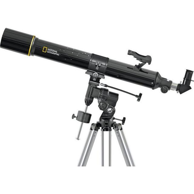National Geographic Refractor Telescope 90/900 EQ3