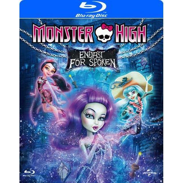 Monster High 8: Endast för spöken (Blu-ray) (Blu-Ray 2015)