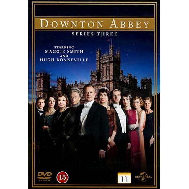 Downton Abbey: Säsong 3 (3DVD) (DVD 2012)