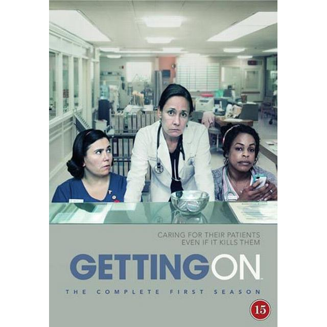 Getting on: Säsong 1 (2DVD) (DVD 2013)