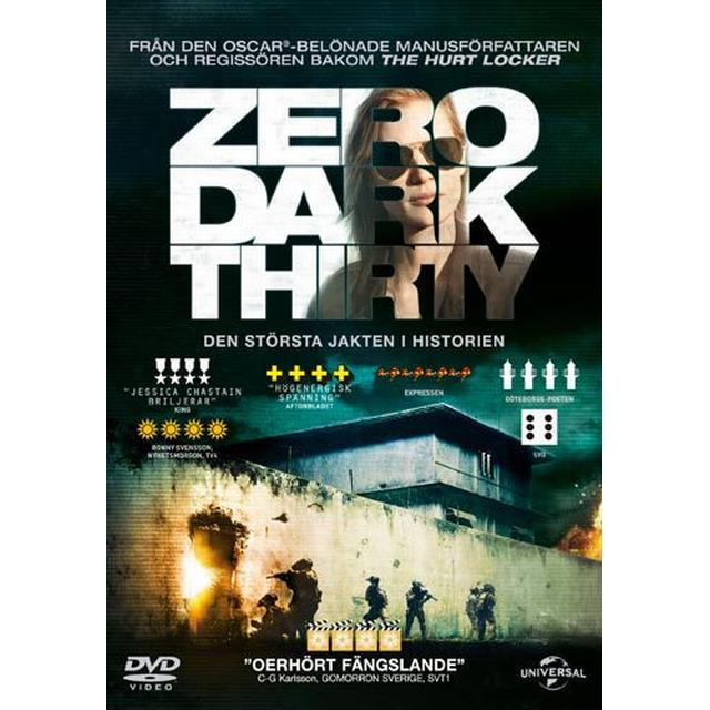 Zero Dark Thirty (DVD) (DVD 2012)