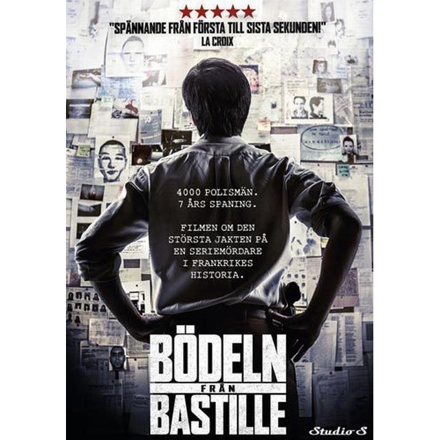 Bödeln från Bastille (DVD) (DVD 2014)