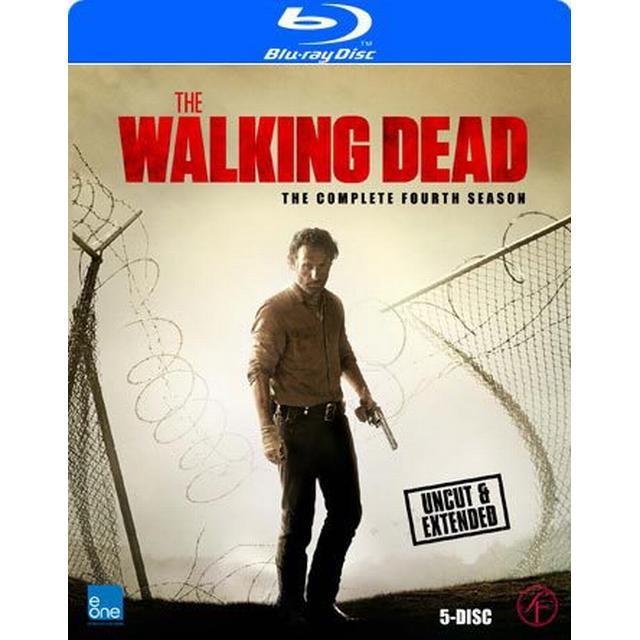 The Walking Dead Blu Ray Uncut
