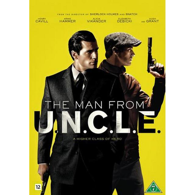 The Man from U.N.C.L.E. (DVD) (DVD 2015)