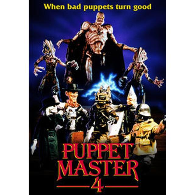 Puppet Master 4: The Demon (DVD) (DVD 2016)
