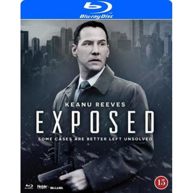 Exposed (Blu-ray) (Blu-Ray 2016)