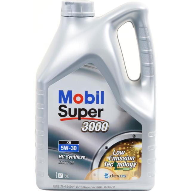 Mobil Super 3000 XE 5W-30 5L Motorolja
