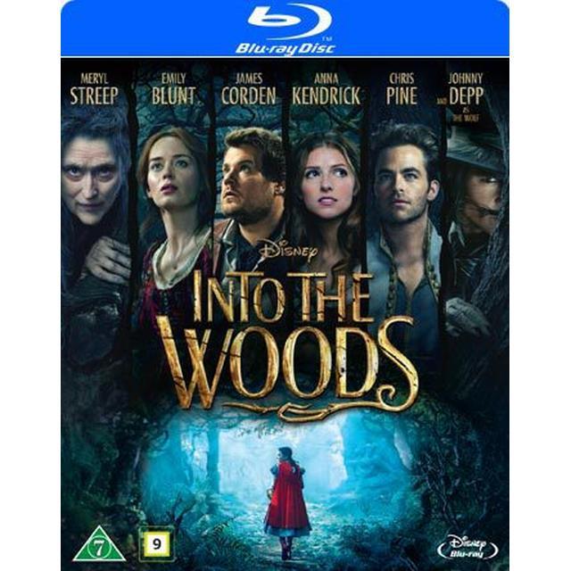 Into the woods (Blu-ray) (Blu-Ray 2015)