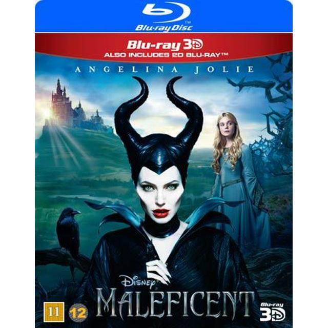 Maleficent 3D (Blu-ray 3D + Blu-ray) (3D Blu-Ray 2014)
