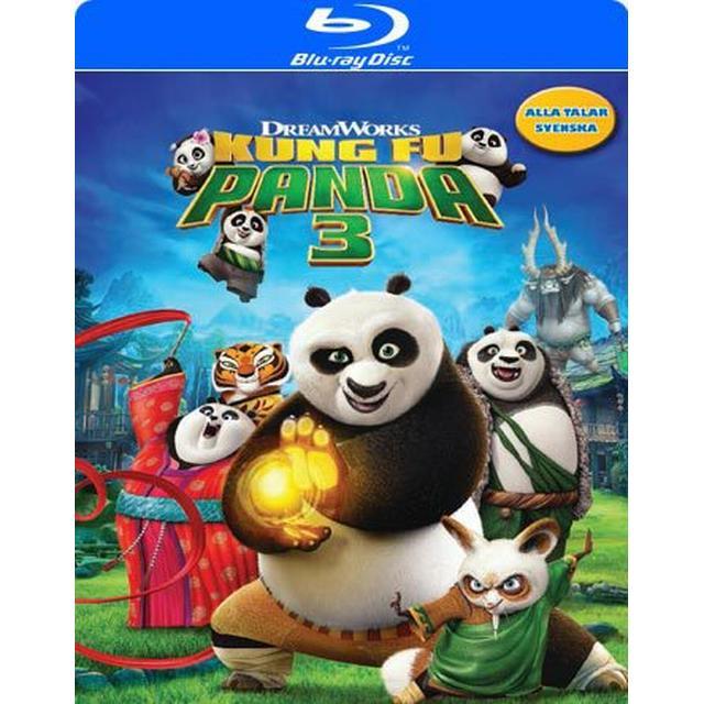 Kung Fu Panda 3 (Blu-ray) (Blu-Ray 2016)