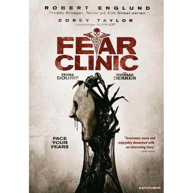 Fear clinic (DVD) (DVD 2015)