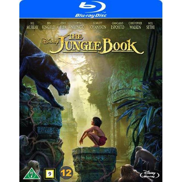 The jungle book (Blu-ray) (Blu-Ray 2016)
